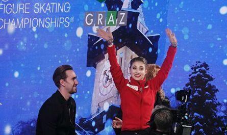 Российские фигуристки заняли весь призовой пьедестал ЧЕ