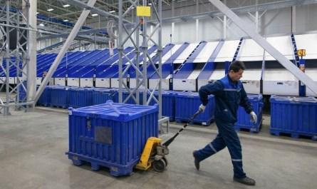 Москва реконструирует таможенно-логистический терминал