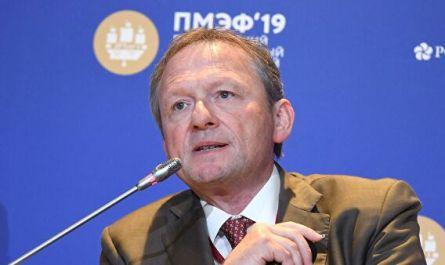 Титов призвал убрать барьеры при импорте технологического оборудования