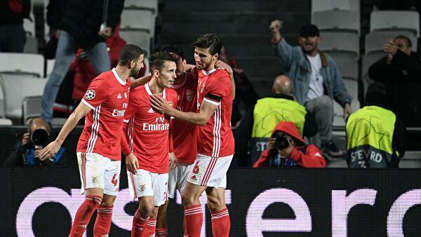 Футболисты «Бенфики» победили «Белененсиш» в чемпионате Португалии