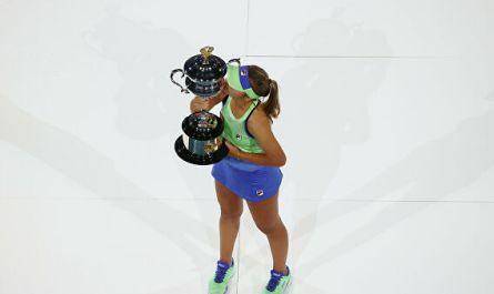 Уроженка Москвы София Кенин выиграла Australian Open