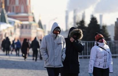 Морозная погода установится в Москве с 4 февраля