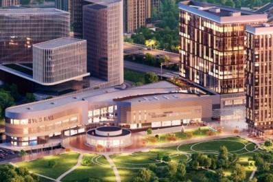 Строительство апарт-отелей сети YE'S в Москве продолжается