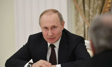 Путин: у РФ есть новые возможности, которые должны быть в Конституции
