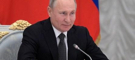 Путин проведет встречу с членами Совбеза