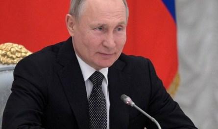 Путин утвердил 22 апреля датой голосования