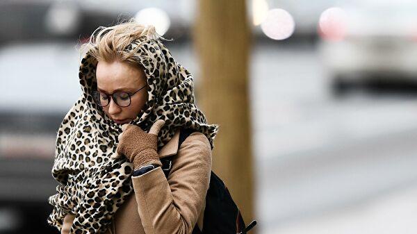 В Москве объявили желтый уровень погодной опасности из-за ветра