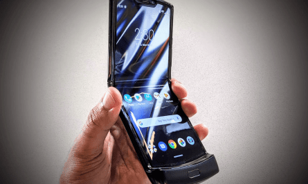 Раскладушку от Motorola обновили под современные реалии