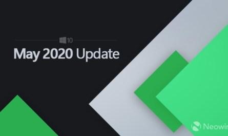 Microsoft обновила системные требования для Windows 10 May 2020 Update