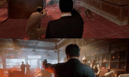 Реймек Mafia сравнили с оригиналом (по скриншотам)