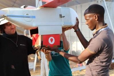 Руанда расширяет доставку дронами в условиях борьбы с COVID-19