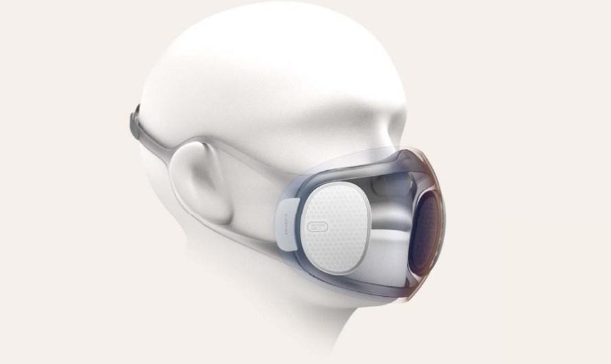 «Дочка» Xiaomi разработала самоочищающуюся маску против коронавируса