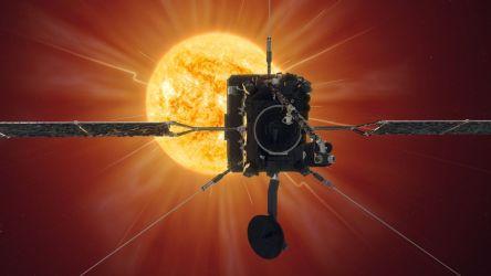 Спутник Solar Orbiter почти долетел до Солнца