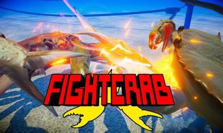 Fight Crab: крабовые битвы на мечах