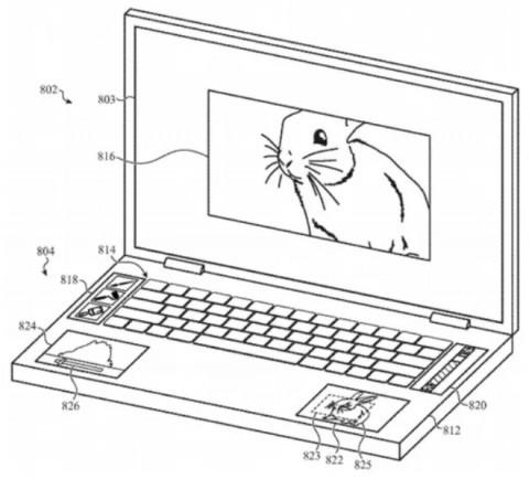 В Новом Mac Book ожидают сразу 5 дисплеев