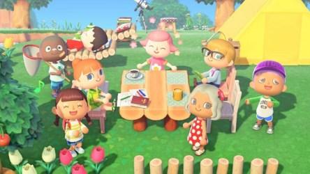 Британский игровой чарт за неделю: Animal Crossing против всех