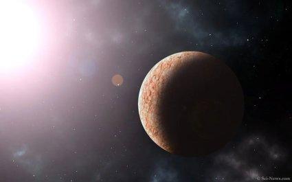 Найдена «пи-планета» размером с Землю