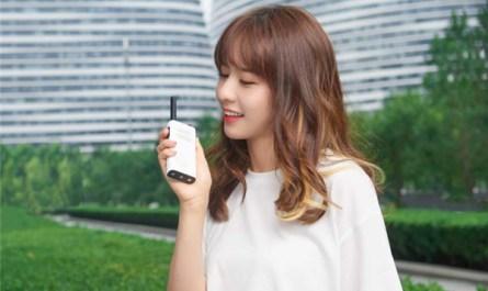 Xiaomi анонсировала Mi Walkie Talkie Lite: рацию с большим динамиком за $18