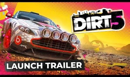 Разработчики DIRT 5 выпустили релизный трейлер игры [ВИДЕО]