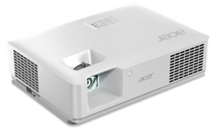 Acer выпустила новые проекторы и мониторы для работы и развлечений