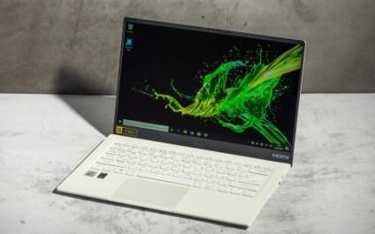 Обзор Acer Swift 5: ультракомпакт для серьёзных задач