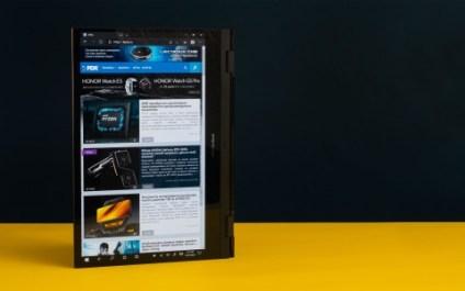 Обзор ASUS ZenBook Flip S: эталонные инновации