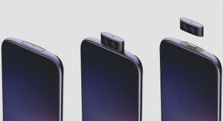 Vivo показала смартфон со съёмным модулем камеры