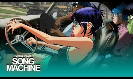 Группа Gorillaz сняла клип в Grand Theft Auto V [ВИДЕО]