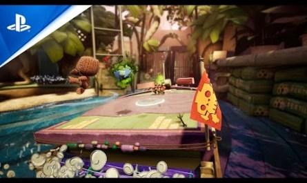 Опубликован релизный трейлер Sackboy: A Big Adventure — спин-оффа Little Big Planet [ВИДЕО]