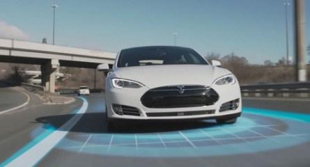 Автопилот Tesla способен предотвратить 90% всех аварий на дорогах