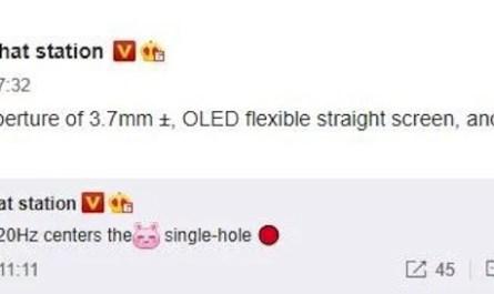 Инсайдер назвал характеристики дисплея Redmi K40