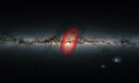 Внутри Млечного Пути нашли гигантскую ископаемую галактику