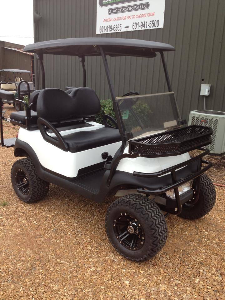 Golf Cart Accessories - Southeastern Carts & Accessories - Custom ...