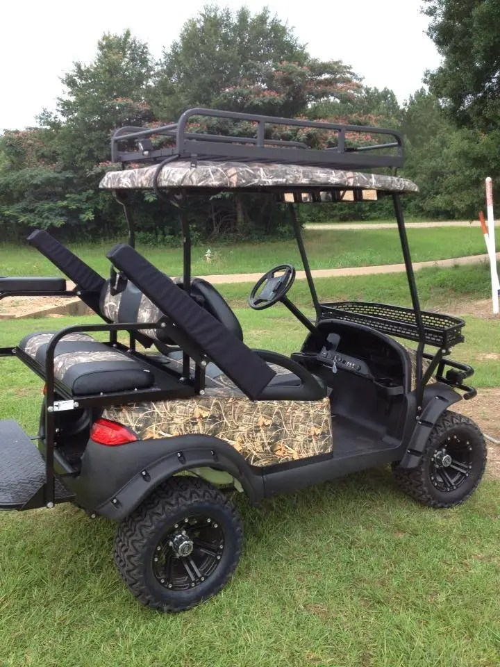 Hunting Golf Carts Southeastern Carts Amp Accessories
