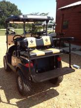 Saints Golf Cart