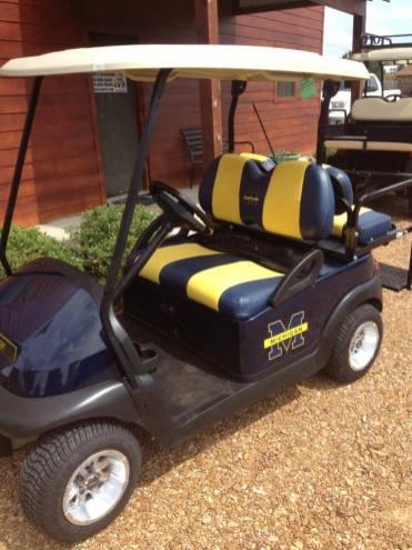 Michigan Golf Cart
