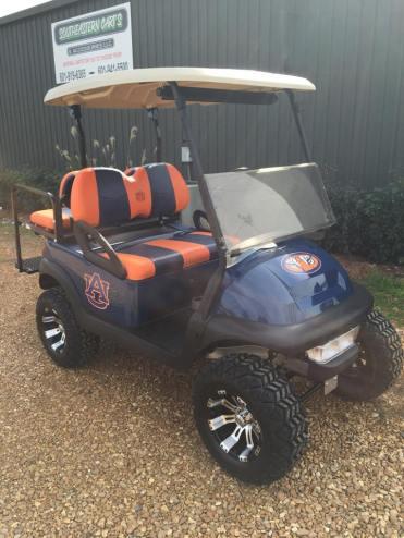 Auburn Tigers ATV