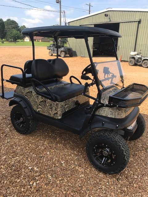 Ultimate Hunting Golf Car