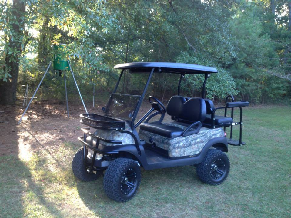 Jackson, MS Used Golf Carts for Sale Sold! - Southeastern