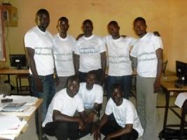Une formation de bloging par Internet mobile et par sms dans les villages maliens  (1/4)