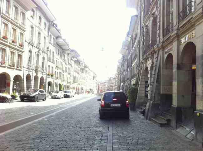 Arcos em Berna