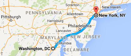 c5c149d6c Como ir de NY para Washington DC » Segredos de Viagem