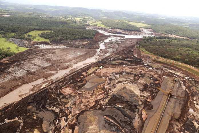 Barragem de rejeitos de mineração: O que a lama contém?