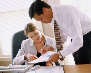capo e segretaria - capo-e-segretaria