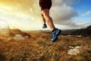 outdoor cross country running in early sunrise concept for exerc - outdoor-cross-country-running-in-early-sunrise-concept-for-exerc