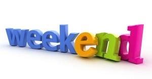 week end - week-end