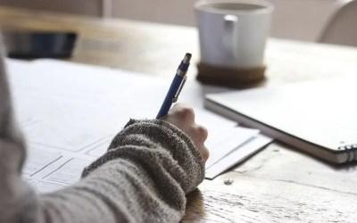 Raccogliere idee per iniziare a scrivere