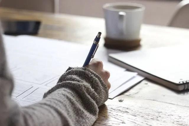 Raccogliere idee per iniziare a scrivere-Se guardo il mondo da un oblog