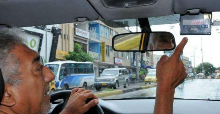 Resultado de imagen para taximetro en santa marta