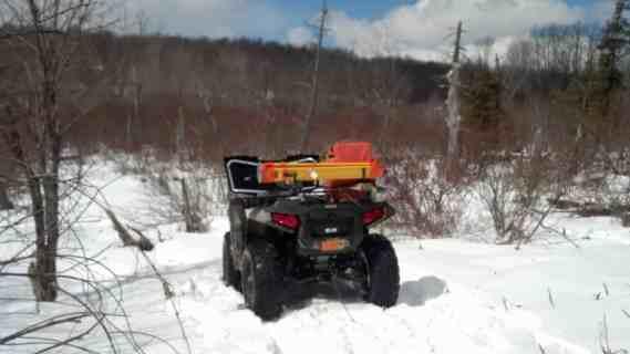 4X4 SNOW